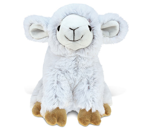 Super Soft Plush Squat Sheep