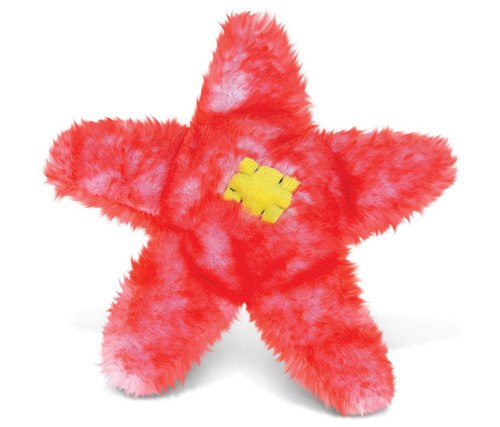 Super Soft Plush Red Sea Star