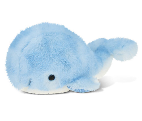 Super Soft Plush Blue Whale