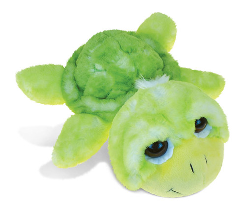 Super Soft Plush Green Sea Turtle Large