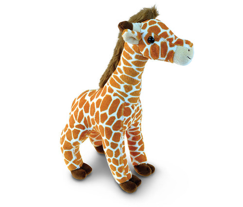 Super Soft Plush Wild Large Giraffe