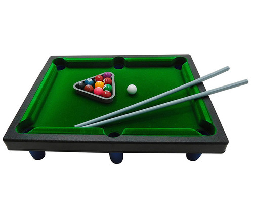 Tabletop Pool Table  Billiard Game Kids Sports