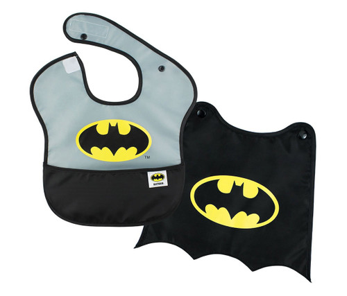 Baby Accessories DC Comics Batman Caped Super Bib