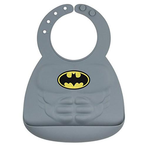 DC Comics Batman Silicone Bib  Baby Accessories