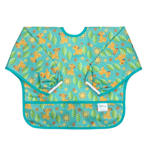 Disney Lion King Sleeved Bib Baby Accessories