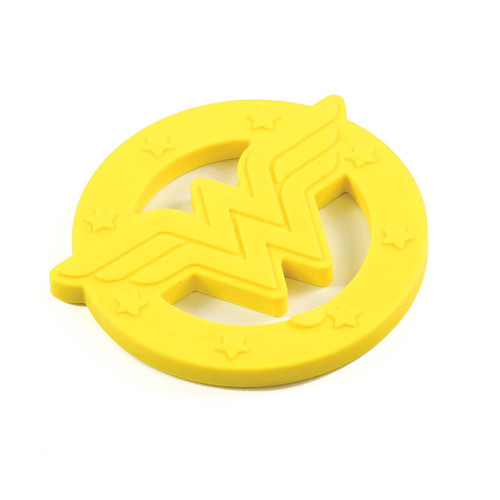DC Comics Wonder Woman Silicone Teether  Baby Accessories
