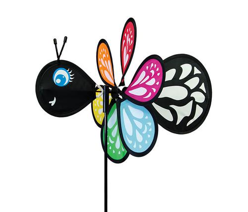 Butterfly Baby Wind Spinner Garden Spinner