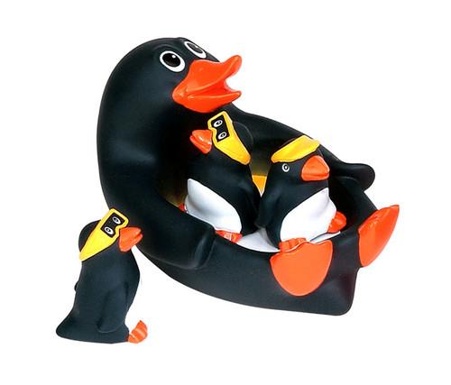 Penguin Bath Family Bath Toy