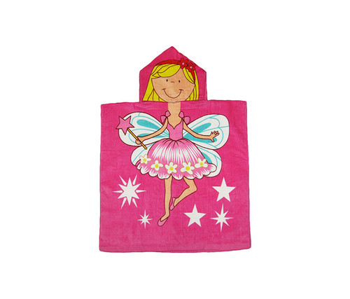 Kids Fairy Hooded Bath Towel Bath Towels
