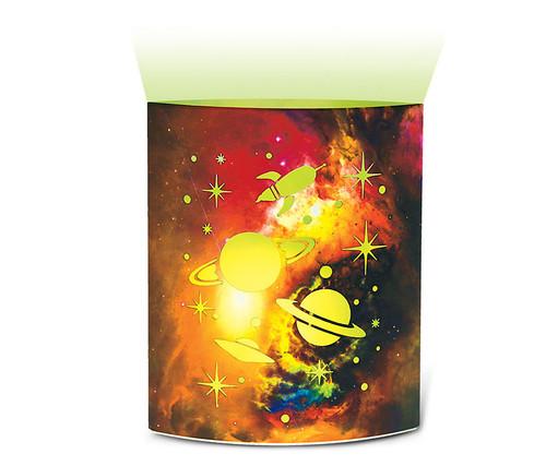 Space Theme Led Lantern