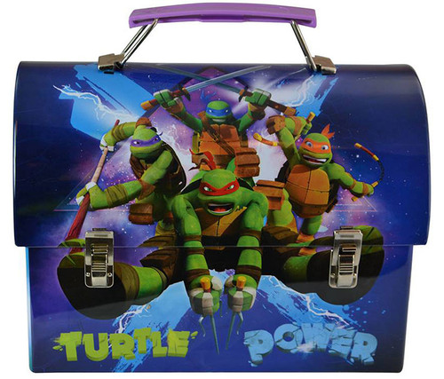 Teenage Mutant Ninja Turtles Stainless Steel Utility Lunch Box Lunch Box