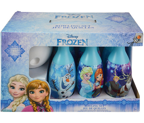 Disney Frozen Bowling Set  Toy Set