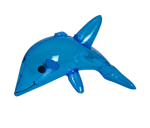 Dolphin inflatable Pool Toy 12pc Set Outdoor Accessory