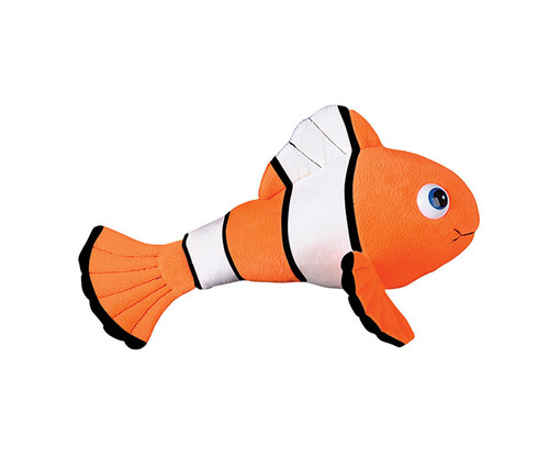 Super Soft Clown Fish Toy Stuffed Animal  Plush
