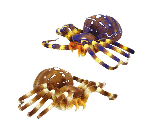 Spider Toy Stuffed Animal 2pc Set Plush
