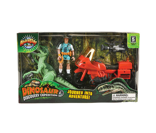 Dinosaur Discovery Expedition Toy Educational Playset