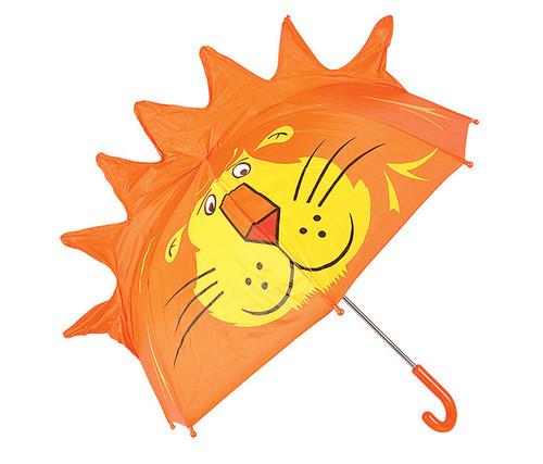 Childrens Lion Umbrella Umbrella