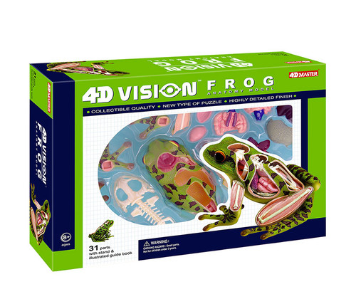 Frog Anatomy Educational Play Set