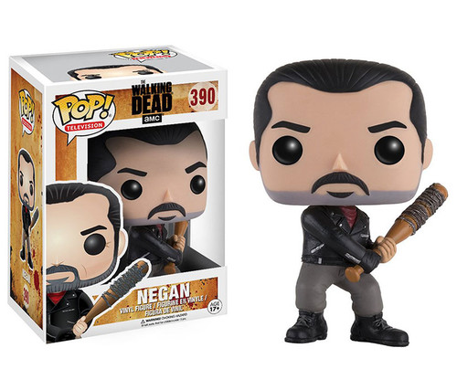 The Walking Dead Negan Pop! Vinyl Figure Collectible Toy