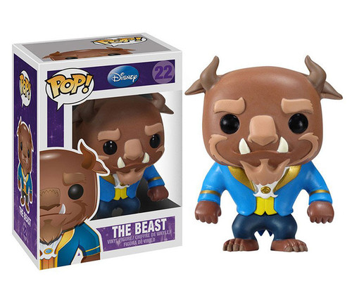Disney Beauty and the Beast The Beast Pop! Vinyl Figure Collectible Toy