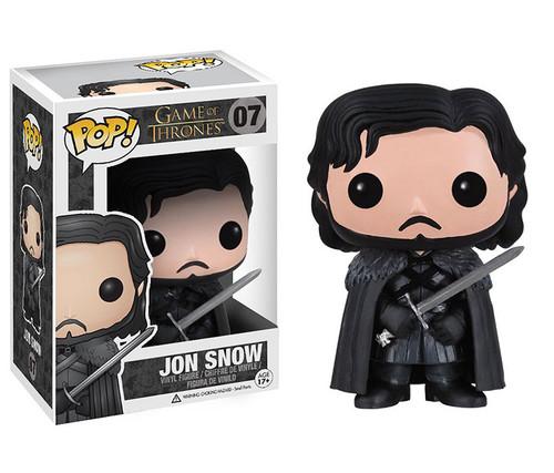 Funko POP! Game of Thrones - Jon Snow Toy Character Display Figure