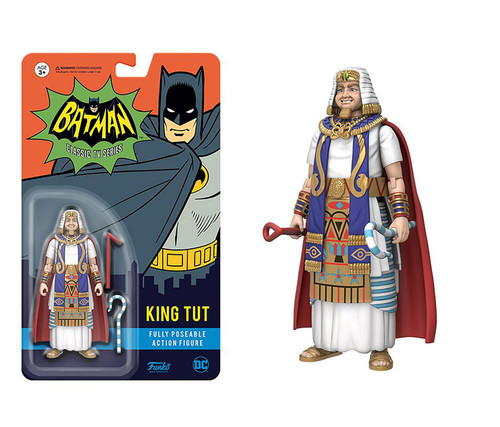 Funko King Tut Classic TV Series Toy Character Display Figure