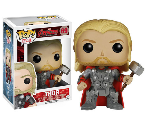 Funko POP! Thor Character Vinyl Toy Character Display Figure