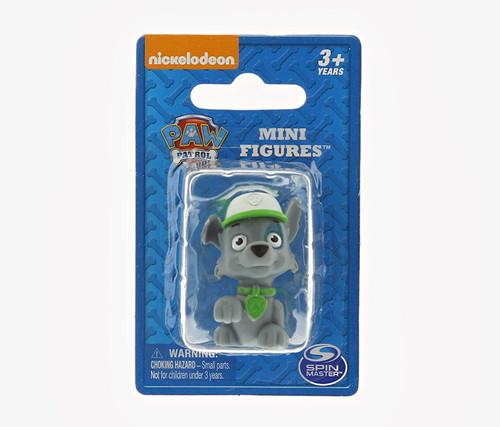 Nickelodeon Mini Paw Patrol Rocky Toy Figure