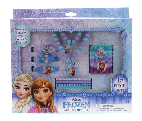 Disney Frozen Jewelery 15pc Set Pretend Play