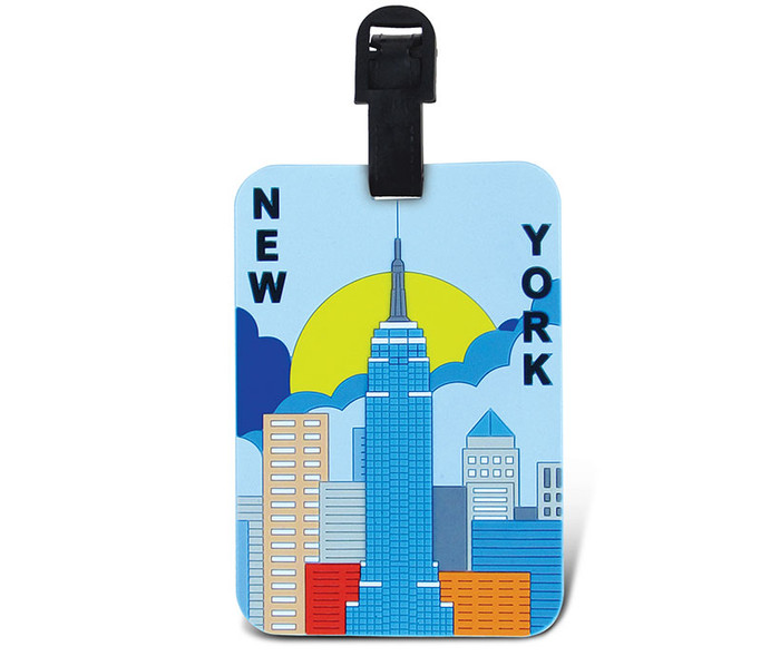 Luggage Tags New York