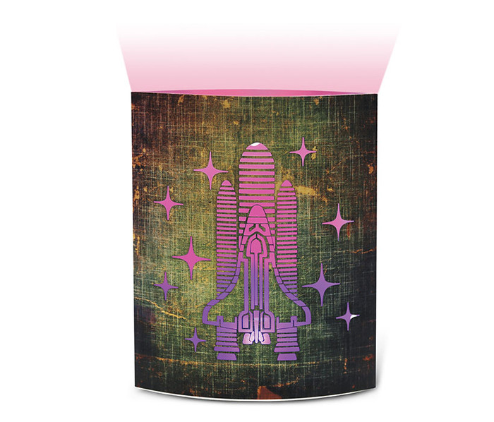 Space Shuttle Led Lantern