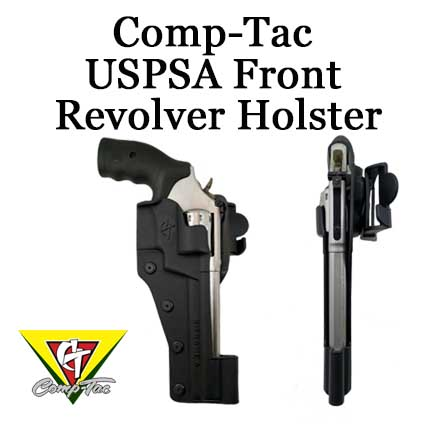 International™ Holster | Belt, Paddle, Drop Offset Holster | Comp-Tac