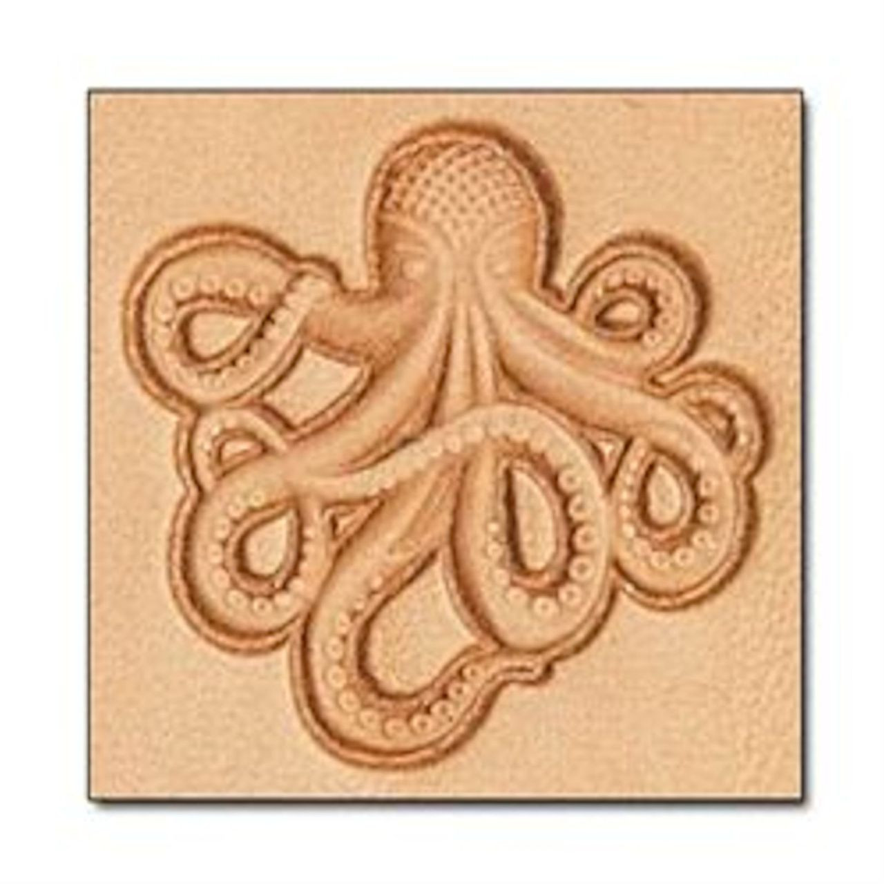 Craftool 3D Octopus Stamp 8674 00