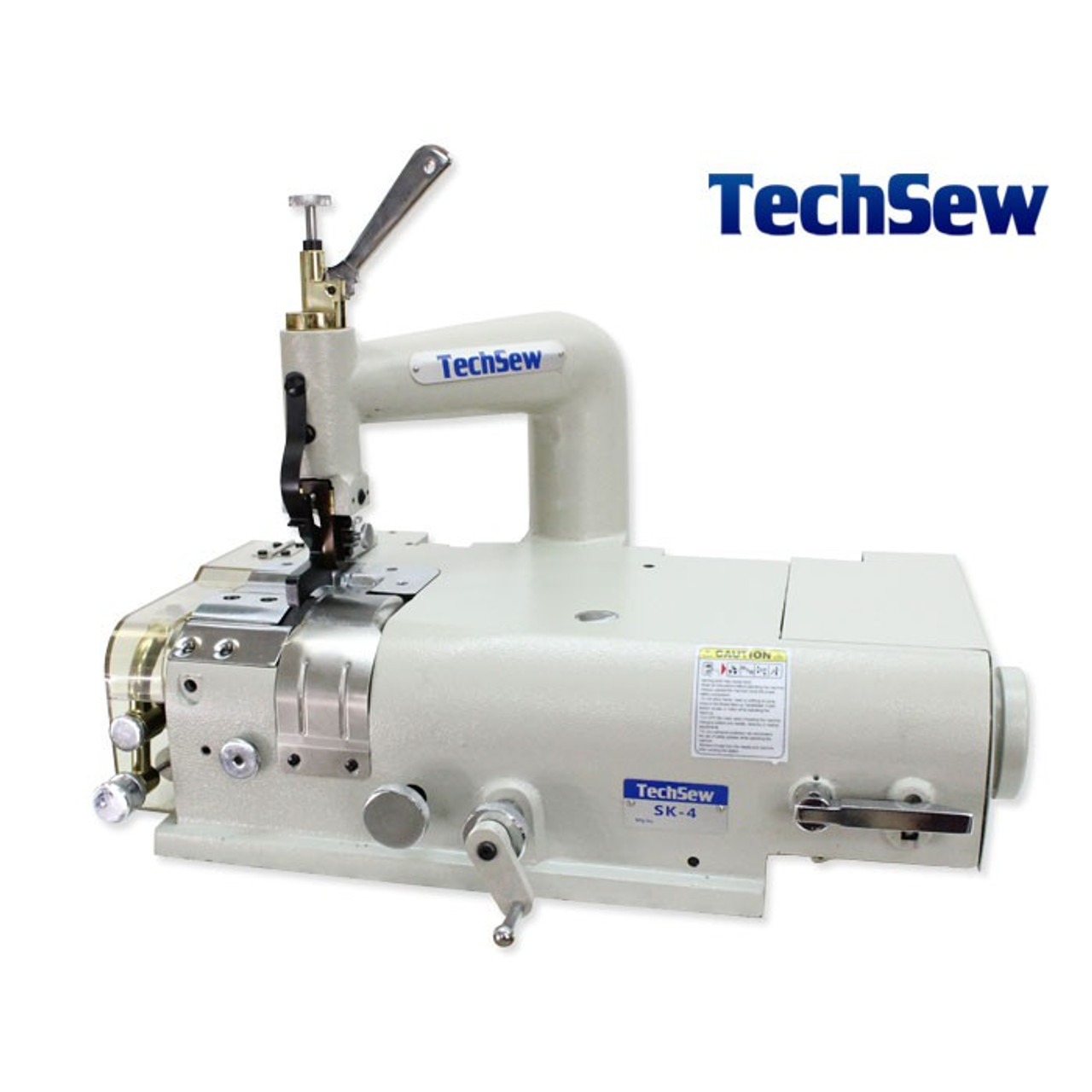 Techsew Sk-4 Leather Skiving Machine