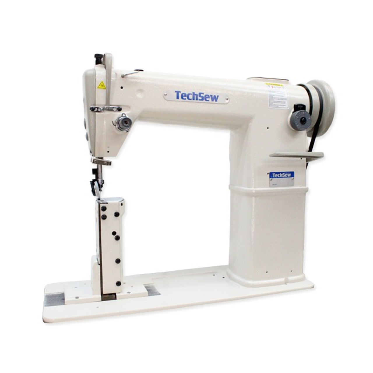 Techsew 40 Post Bed Roller Foot Industrial Sewing Machine Stecksstore Adorable Post Bed Industrial Sewing Machine
