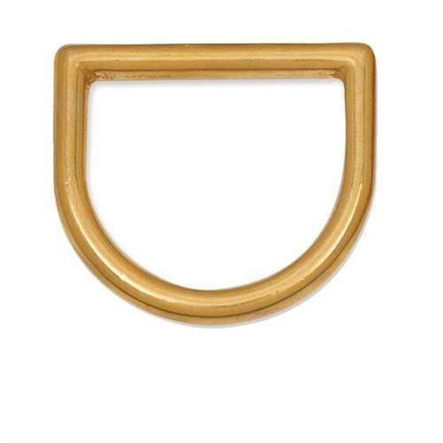 "Cast Rigging Dee Solid Brass 1-1/2"" (38 mm) 1129-04"
