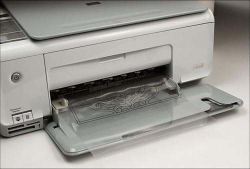 """Printable Tracing Sheets 8-1/2"""" X11"""" 6 per pk"""
