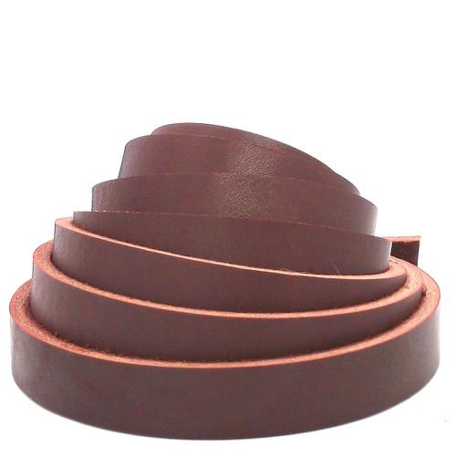 """Latigo Leather Strip 6' X 3/4"""" 8 To 9 Oz. 4758-00"""