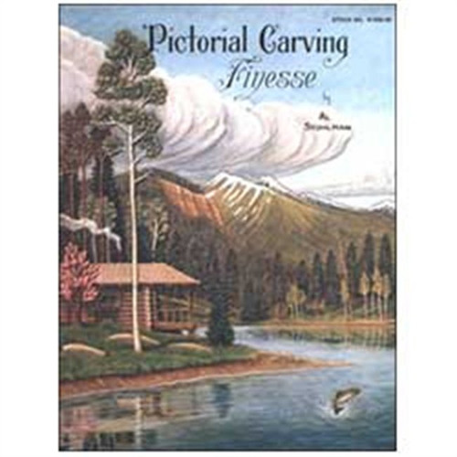 Pictoral Carving With Finesse Book Stohlman