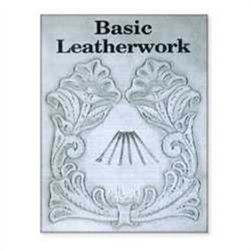 Basic Leatherwork Carving Book New 6008-00