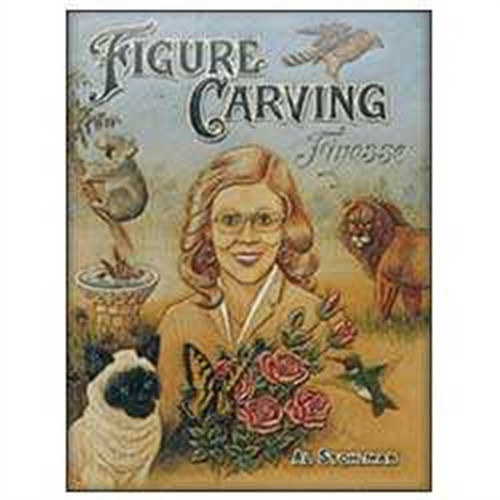 Figure Carving Finesse Book by Al Stohlman