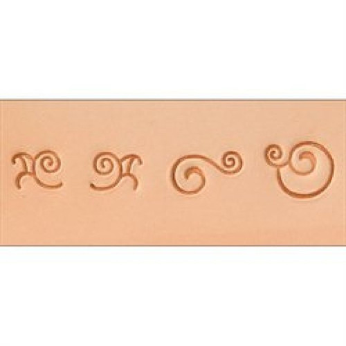 Craftool Scroll 4-pc Stamp Set 69034-00