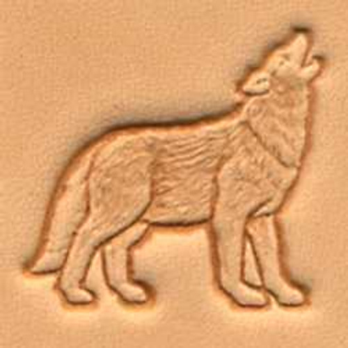 Craftool 3D Wolf Stamp 88475-00