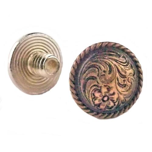 Chicago Screws Antique Copper