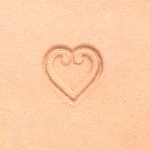 Heart Stamp 085