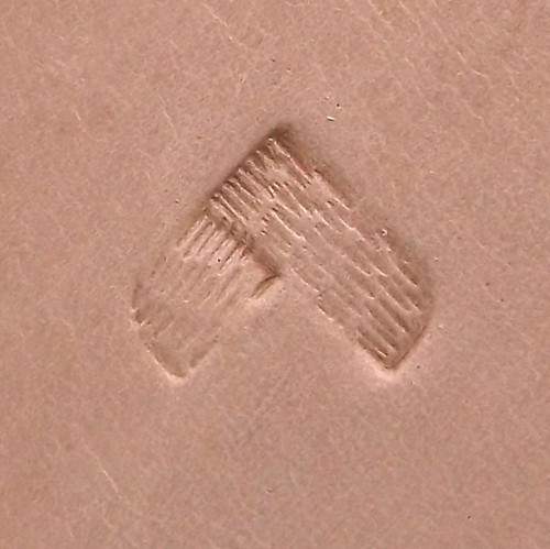 """D2185 Rope Border Leather Stamp 1/4"""" x 1/4"""" by Stecksstore Decorating and Art"""