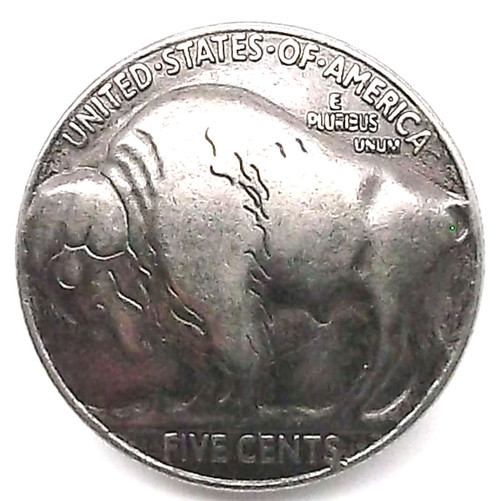 Buffalo Head Nickel Line 24 Snap Cap