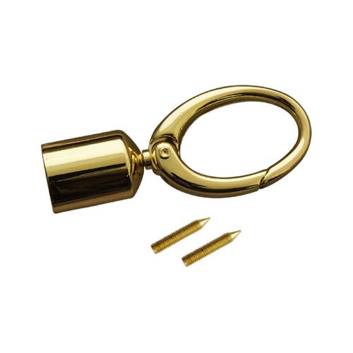 Tassel Hook Brass