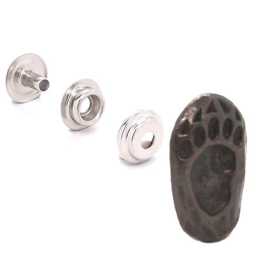 Bear Track Left Foot Set