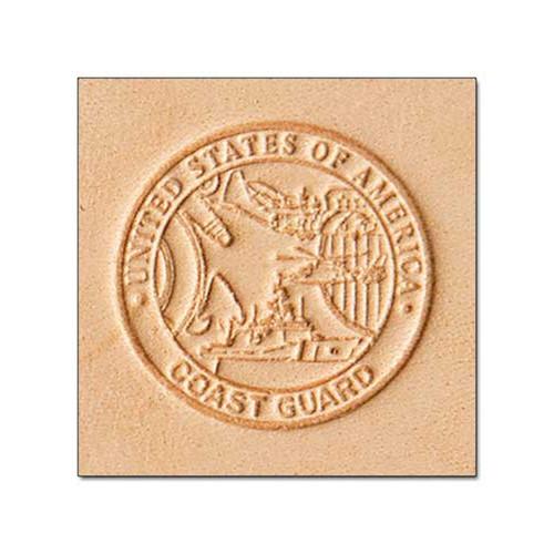 Coast Guard 3-D Stamp